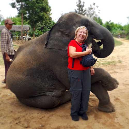 Myanmar, viajes de aventura