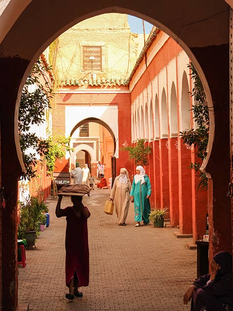 viaje de aventura a Marruecos