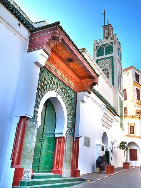 Viaje en grupo a Marruecos