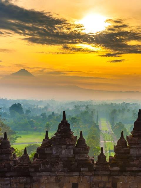 Viaje en grupo a Indonesia