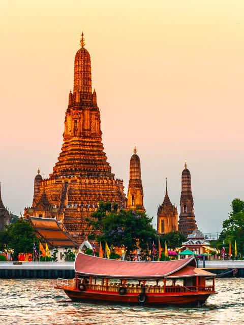 Viaje en grupo Tailandia