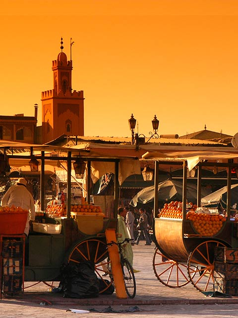 viaje organizado a marruecos