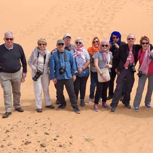 Opiniones de clientes. Viaje organizado al desierto